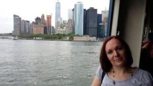 Manhattan a kompról